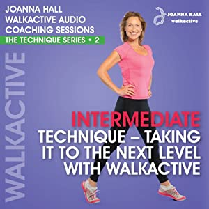 Walkactive Audio Coaching Sessions: The Technique Series Speech