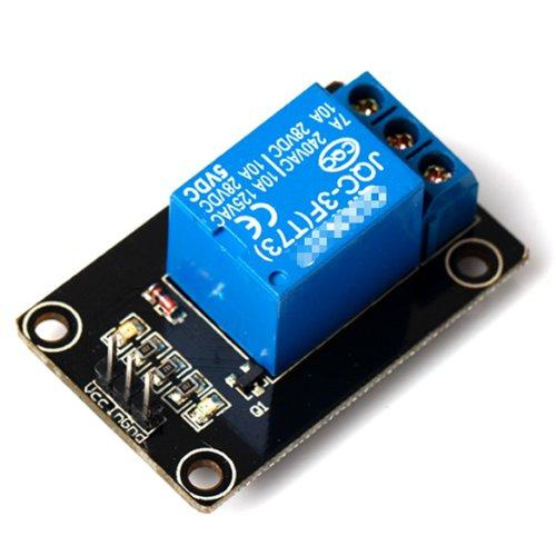 5V 1 Channel Relay Module Shield For Arduino Arm Pic Avr Dsp Srd-05Vdc-Sl-C