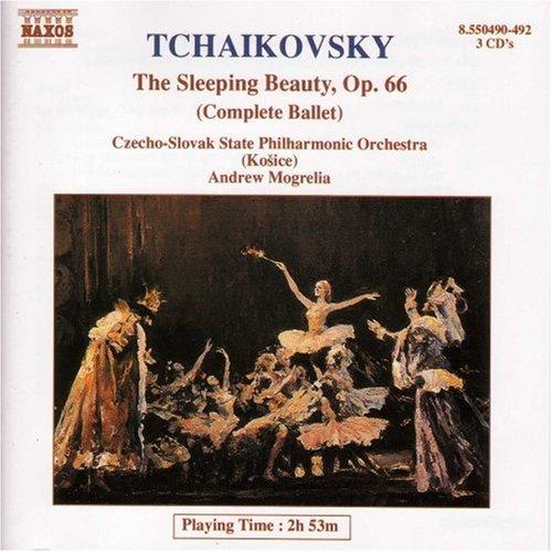 CD - The Sleeping Beauty - Tchaikovsky