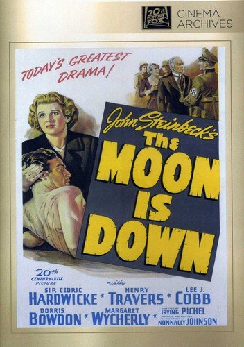 DVD : Moon Is Down