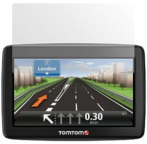 dipos TomTom Start 25 M Schutzfolie (2 Stück) - Antireflex Premium Folie matt