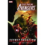 The New Avengers: Secret Invasion Book 1par Jim Cheung