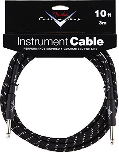 Fender Custom Shop Performance Series Cable (Straight-Straight Angle) (Fender Custom Shop compare prices)