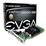 51dWoVRyEeL. SL160  Evga Geforce 8400 Gs 1 Gb Ddr3 Pci Express Graphics Card