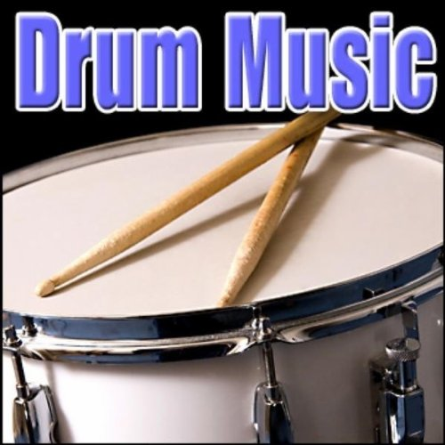 Percussion, Drums - Acoustic Drumset: Rock Drum Beat In The Basement, Drum Music, Authentic Sound Effects