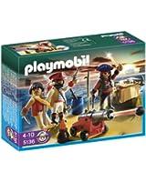 Playmobil 5136 - Ciurma di pirati