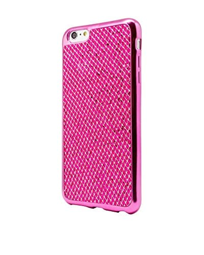 NUEBOO Hülle Diamond iPhone 6/6S rosa