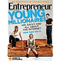 1-Year (10 Issues) of Entrepreneur Magazine Subscription
