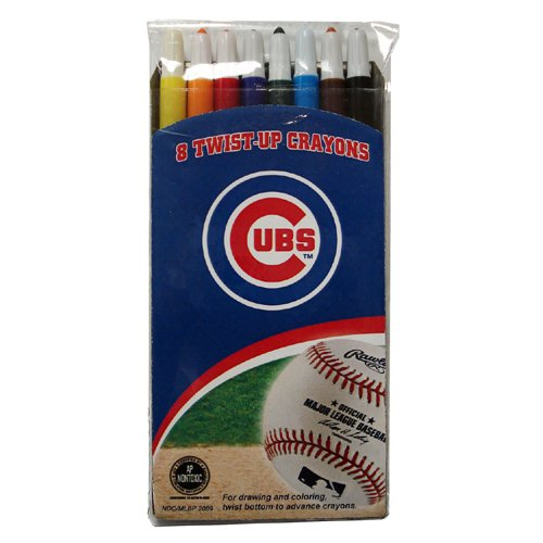 mlb-chicago-cubs-8-pack-twist-crayons