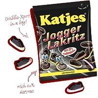 Katjes Jogger Lakritz 200g / 7oz Soft Licorice with Fruit Foam