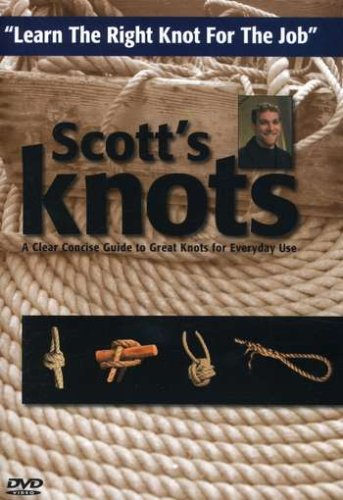 DVD Scott's Knots - Learn How To Tie Knots