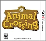 51dWumbrlXL. SL160  Animal Crossing 3DS