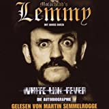 Motörhead's Lemmy-White Line Fever-Die Autobiographie-Audio Book/Hörbuch