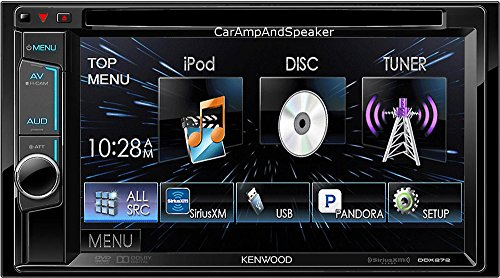 Kenwood DDX272 DVD Receiver