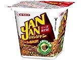 エースコック JANJAN ソース焼きそば 108g×12個
