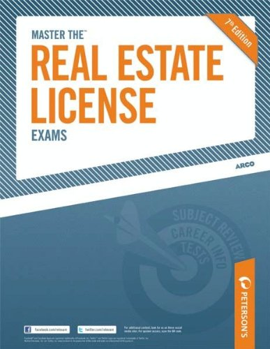 Master the Real Estate License Exams (Real Estate License Examinations)