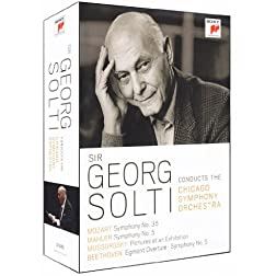 Solti Conducts the Chicago Symphony Orchestra
