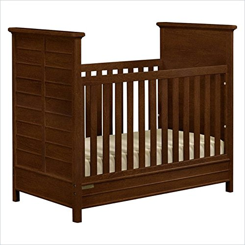 Young America Boardwalk 4 Piece Crib Set In Antique Cherry front-771261