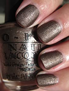 OPI SUEDE Collection~You Don't Know Jacques! Suede~ F15