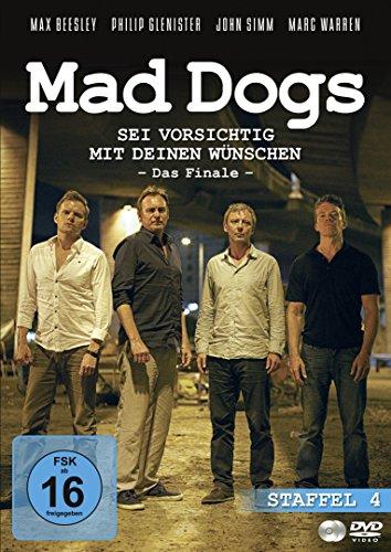 Mad Dogs - Staffel 4: Das Finale