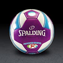Rookie Gear Soccer Ball - Pink/Purple - Size 3