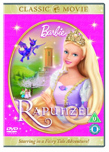 Barbie As Rapunzel [DVD] [2002]