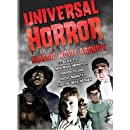 Universal Horror: Classic Movie Archive (The Black Cat / Man Made Monster / Horror Island / Night Monster / Captive Wild Woman)