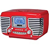 CROSLEY RADIO CR612-RE Corsair CD Player