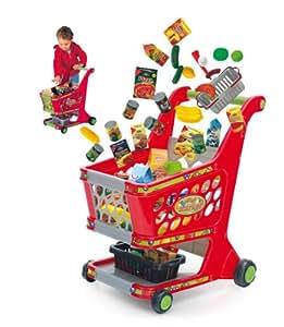 Chicos 647980 - Carrito Supermercado Con 27 Accesorios