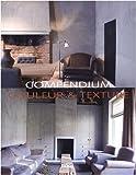 echange, troc Wim Pauwels - Compendium Couleur & texture