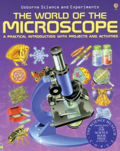 Celestron-44402-The-World-of-Microscope-Book