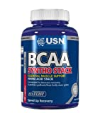 USN BCAA Syntho Stack Muscle Support and Recovery Capsules - Tub of 120