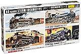 マイクロエース HOタイプ SL 蒸気機関車 フリータイプシリーズ D51
