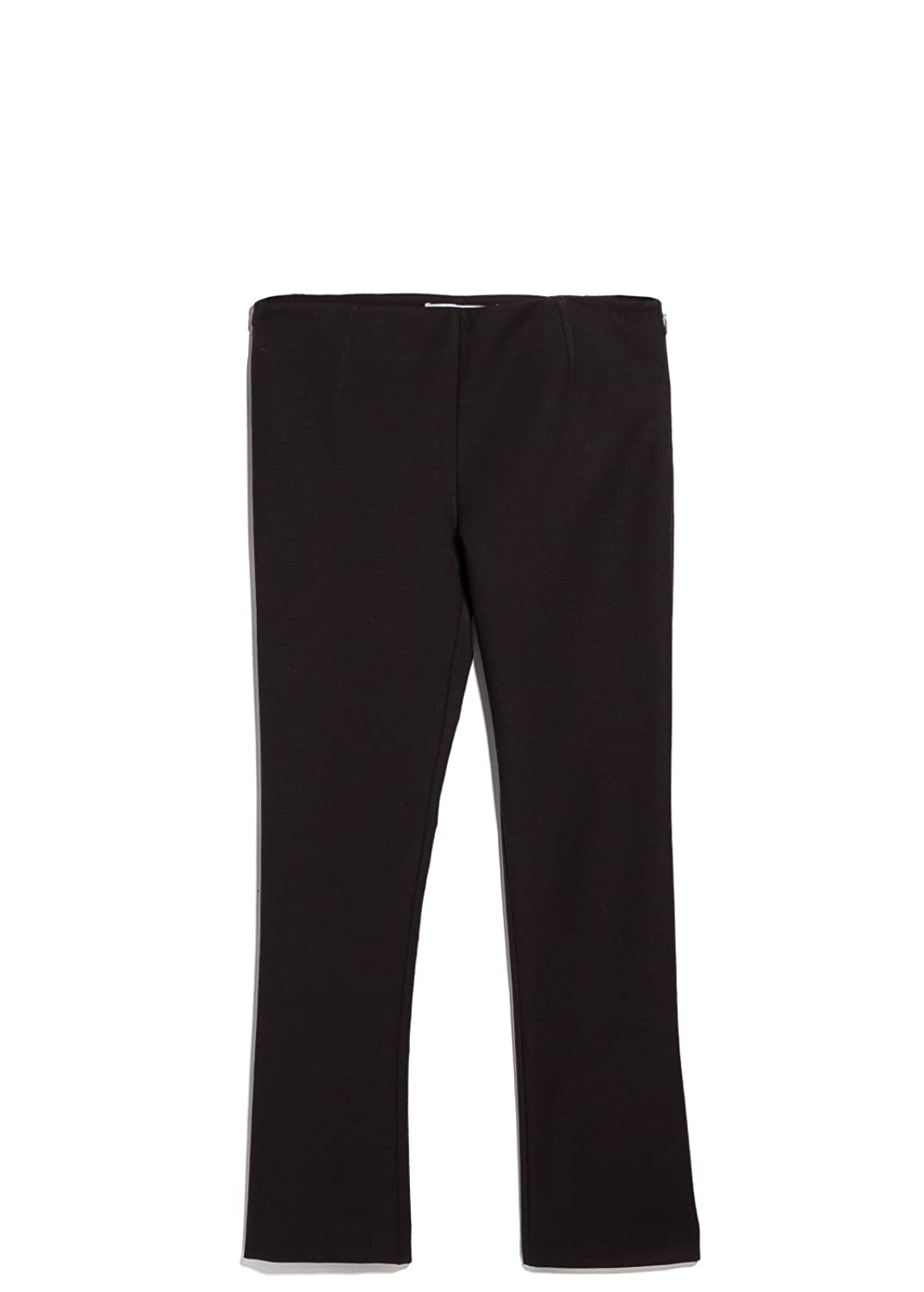 Mango Women's Cotton-Blend Trousers