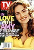 TV Guide December 11 1999 Judging Amy Brenneman Cover, Eddie Fisher, Rebecca Herbst (General Hospital), Montell Williams & Neil Cavuto on Multiple Sclerosis