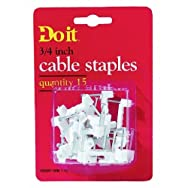 GB Electrical503657Do it Cable Staple-3/4