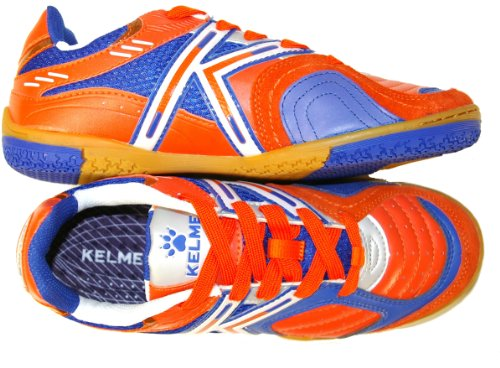 Scarpe da calcetto KELME STAR 360° INDOOR ORANGE suola michelin,