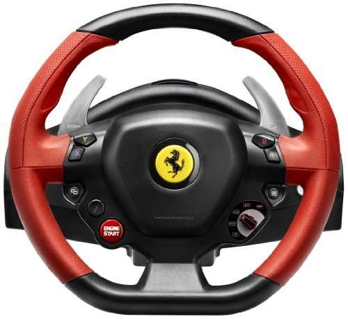 Thrustmaster   Ferrari 458 Spider Racing Wheel - Xbox One (Xbox Forza Steering Wheel compare prices)
