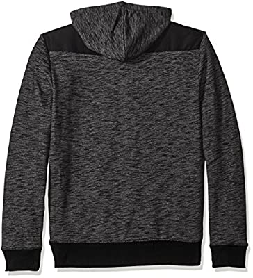 Calvin Klein Jeans Men's Cross Dye French Terry Hoodie