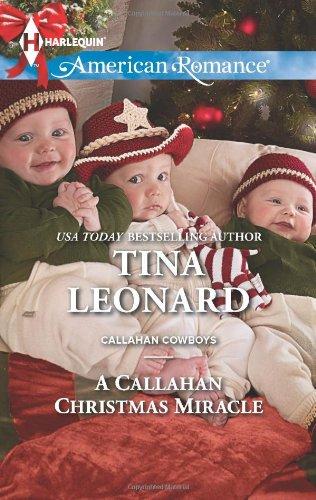 Image of A Callahan Christmas Miracle (Harlequin American Romance\Callahan Cowboys)