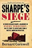 img - for [Sharpe's Siege: The Winter Campaign, 1814] (By: Bernard Cornwell) [published: June, 2012] book / textbook / text book