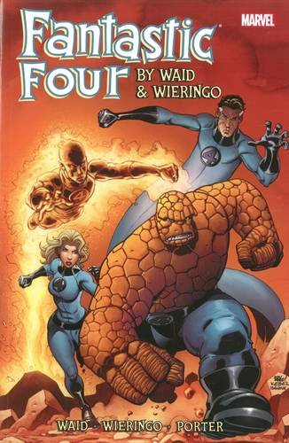 Fantastic Four By Waid&Wieringo Ult Coll 03 (Marvel Us)