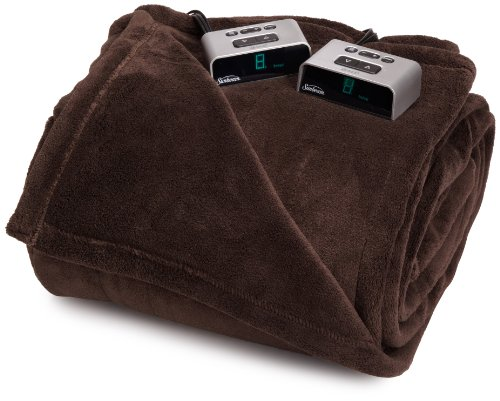 Sunbeam BW1210-030-757 Royal Retreat Heated Blanket