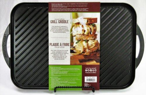 Nordic Ware Grill Griddle - Premium 2 burner reversible
