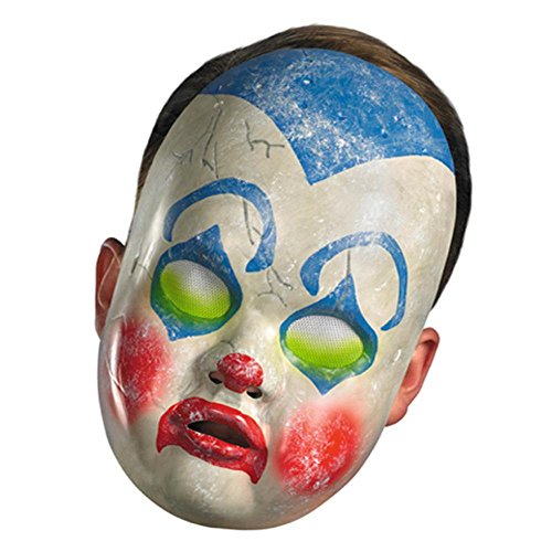 Disguise Costumes Clown Doll Mask, Adult