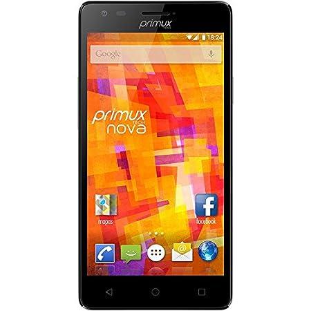Primux Nova Smartphone débloqué (5 pouces - 8 Go) Noir (import Espagne)