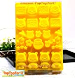Disney Winnie the Pooh Silicone Ice Mould Chocolate Candy Muffin Pan Cup Mold