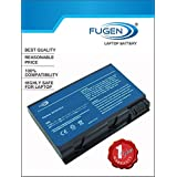 Fugen 6 Cell Laptop Battery For Acer Aspire 3100 3103 3690 5100 5101 5102 5110 5101 5102 5110 5515 5610 5630 5685...