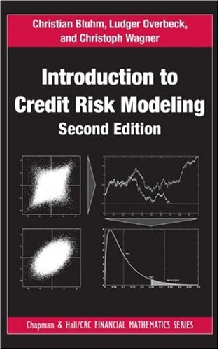 Introduction to Credit Risk Modeling, Second Edition (Chapman and Hall/CRC Financial Mathematics Series) (Risk Modeling compare prices)