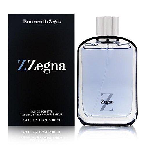 Z Zegna Cologne by Ermenegildo Zegna for Men. Eau De Toilette Spray 3.4 oz / 100 Ml by Ermenegildo Zegna